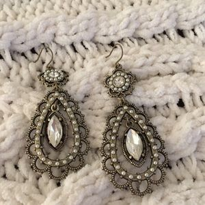Chloe and Isabel chandelier earrings